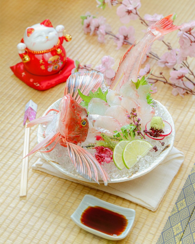 Cá Houbou - Tinh hoa ẩm thực mùa xuân của giới thượng lưu Nhật Bản - 2