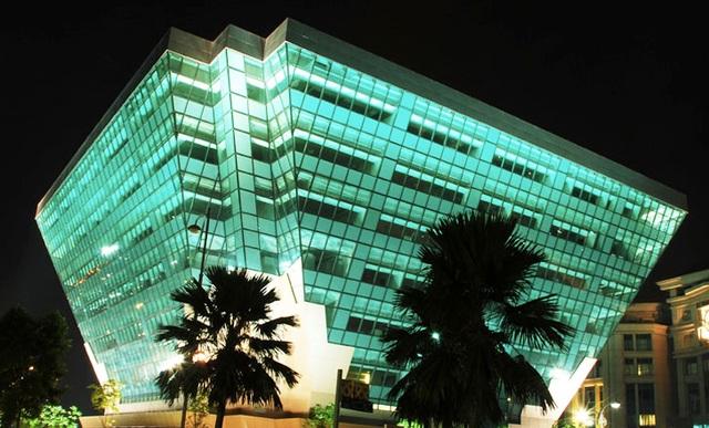 Tòa nhà kim cương siêu tiết kiệm năng lượng ở Malaysia - 2