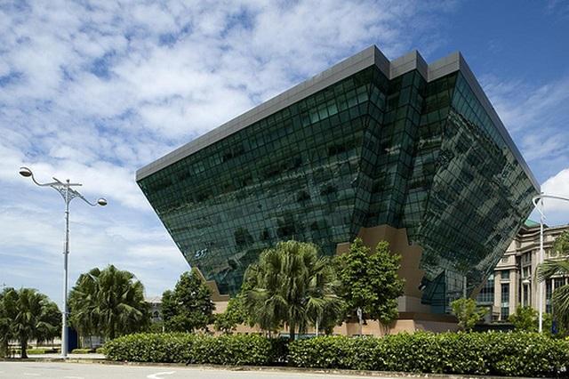 Tòa nhà kim cương siêu tiết kiệm năng lượng ở Malaysia - 5