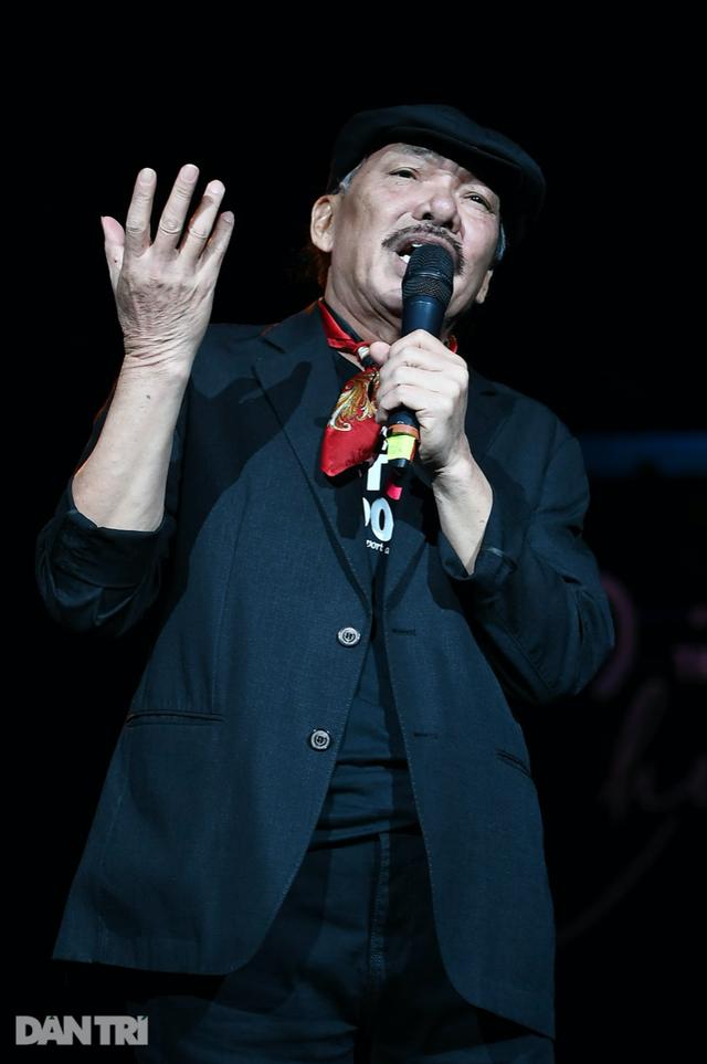 Trần Tiến: Khi gặp Thanh Tùng, tôi chỉ là người làm hậu đài, bê vác... - 2