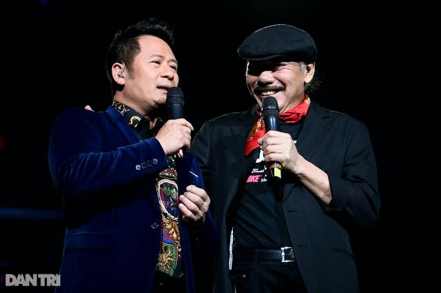 Trần Tiến: Khi gặp Thanh Tùng, tôi chỉ là người làm hậu đài, bê vác... - 3
