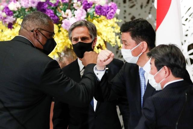 Chính sách quyết liệt mới của Mỹ với Trung Quốc tại sân khấu châu Á - 1