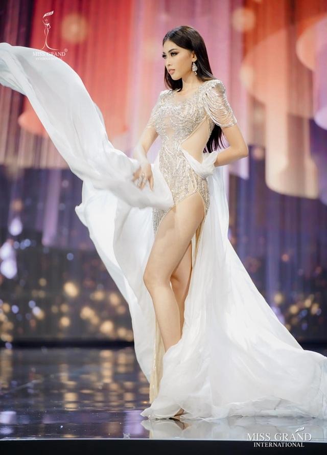Hành trình của Ngọc Thảo khi lọt Top 20 Hoa hậu Hòa bình Quốc tế 2020 - 8