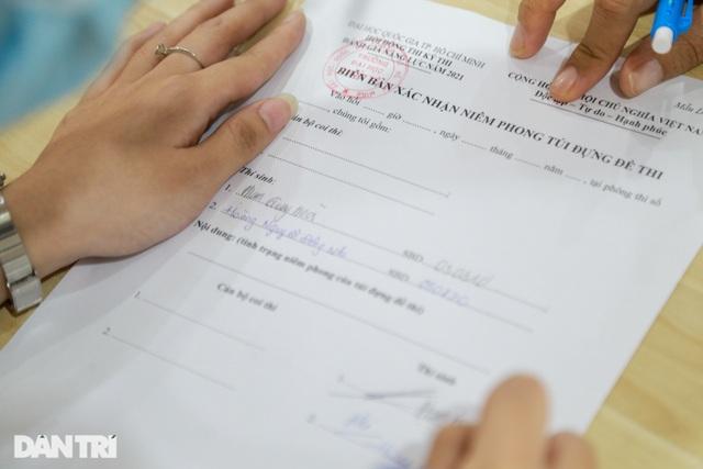 Hôm nay, gần 70.000 thí sinh thi đánh giá năng lực để xét tuyển vào đại học - 3