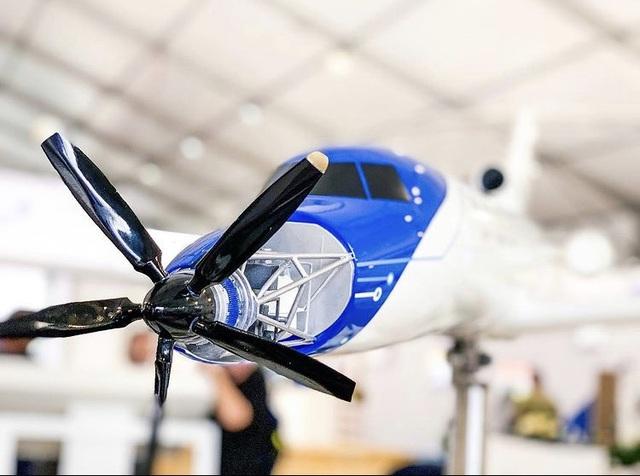 Nga trình làng máy bay điện đầu tiên tại triển lãm hàng không MAKS 2021 - 2
