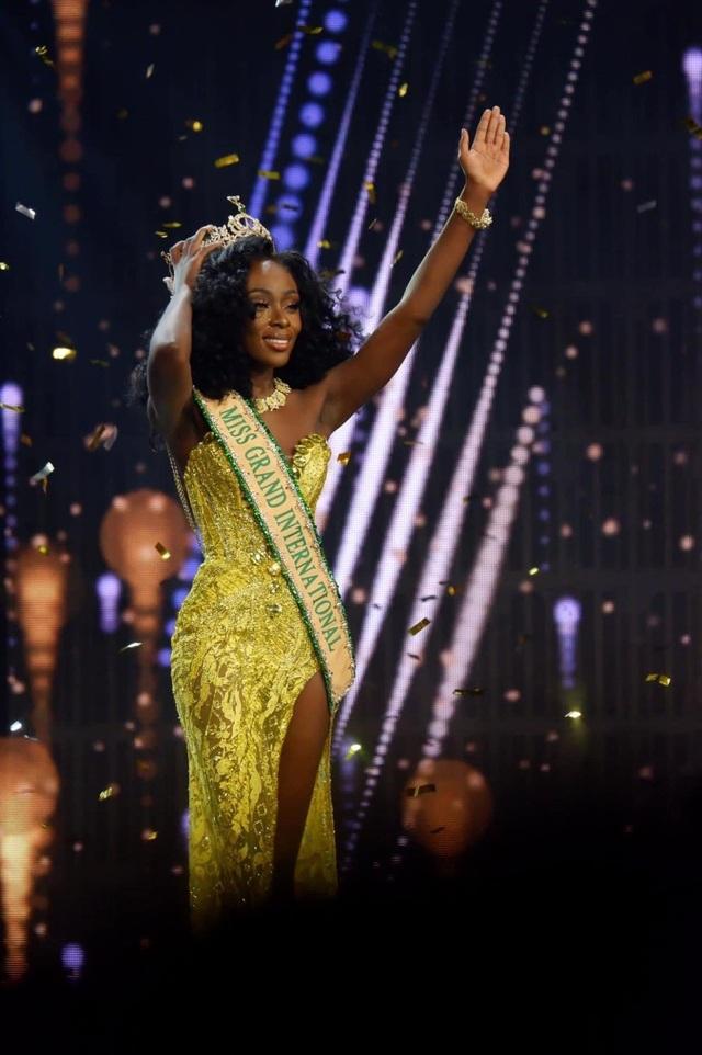 Người đẹp Mỹ đăng quang Hoa hậu Hòa bình Thế giới - 2