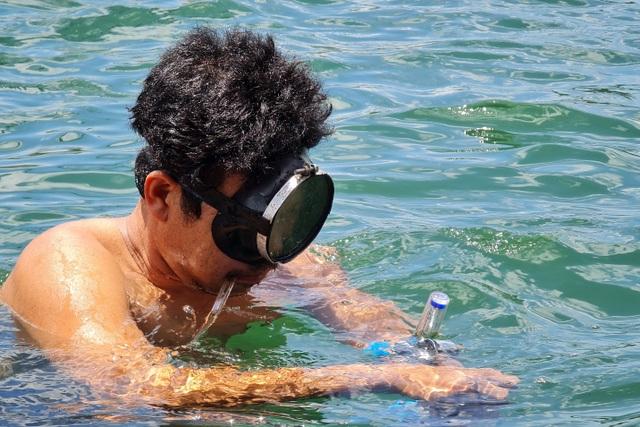 Chuyện nghề của người thợ lặn cuối cùng trên Thủy điện Đồng Nai 3 - 4