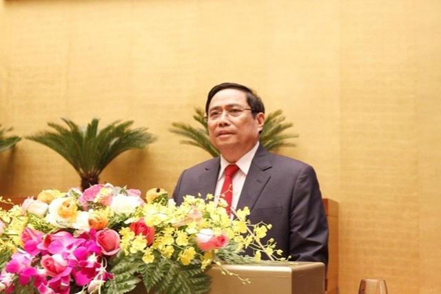 Ông Phạm Minh Chính: Tăng cường kiểm tra, kiểm soát chặt quyền lực - 1