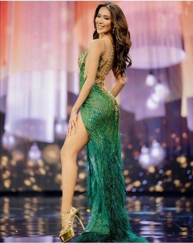 Người đẹp Mỹ đăng quang Hoa hậu Hòa bình Thế giới - 6