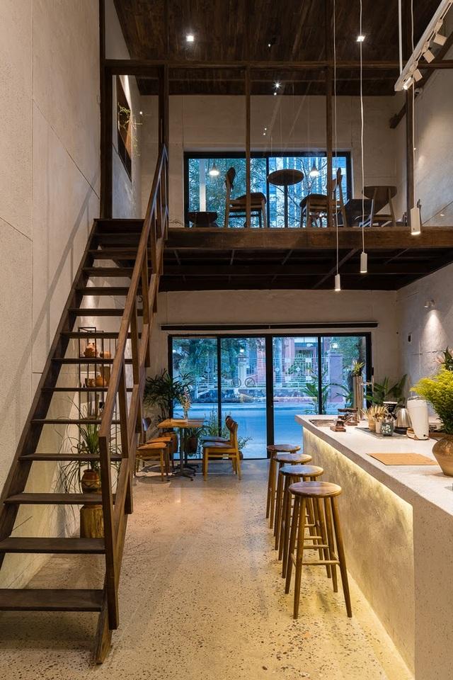 Quán cà phê cải tạo từ nhà cổ, đẹp yên bình giữa lòng thành phố Quy Nhơn - 3