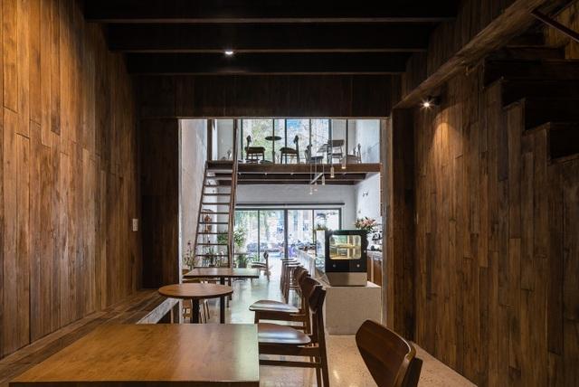 Quán cà phê cải tạo từ nhà cổ, đẹp yên bình giữa lòng thành phố Quy Nhơn - 5