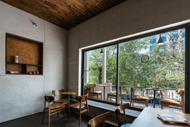 Quán cà phê cải tạo từ nhà cổ, đẹp yên bình giữa lòng thành phố Quy Nhơn - 7