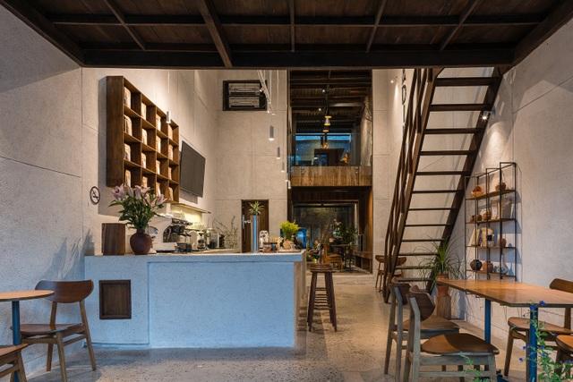 Quán cà phê cải tạo từ nhà cổ, đẹp yên bình giữa lòng thành phố Quy Nhơn - 8