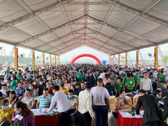 Bình Dương: nhà đầu tư chuyển hướng săn đất ở Bàu Bàng - 1