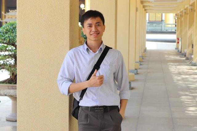Nghiên cứu đột phá của giảng viên Huế ở ngôi trường hàng đầu Đài Loan - 1