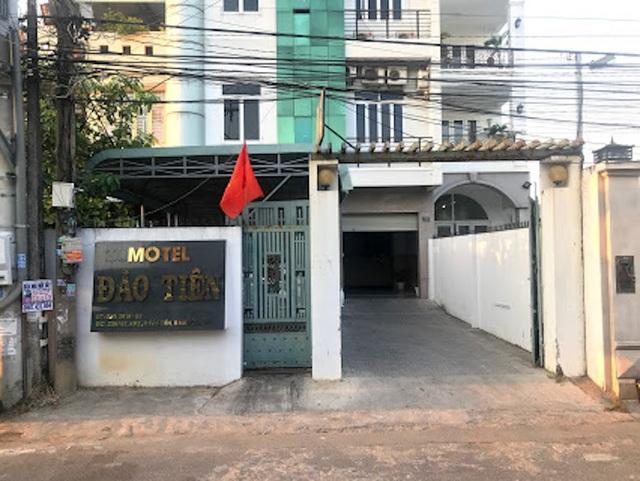 12 người Trung Quốc nghi nhập cảnh trái phép trú tại nhà nghỉ ở Biên Hòa - 1