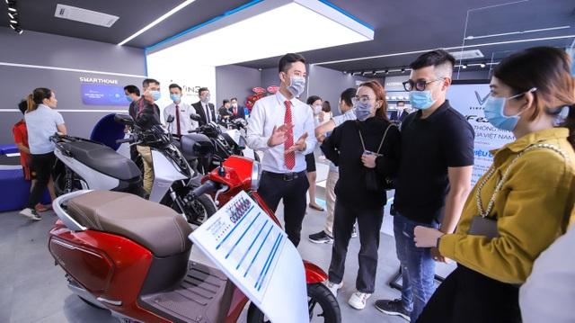 Khai trương 64 showroom xe máy điện VinFast kết hợp trung tâm trải nghiệm Vin3S toàn quốc - 2