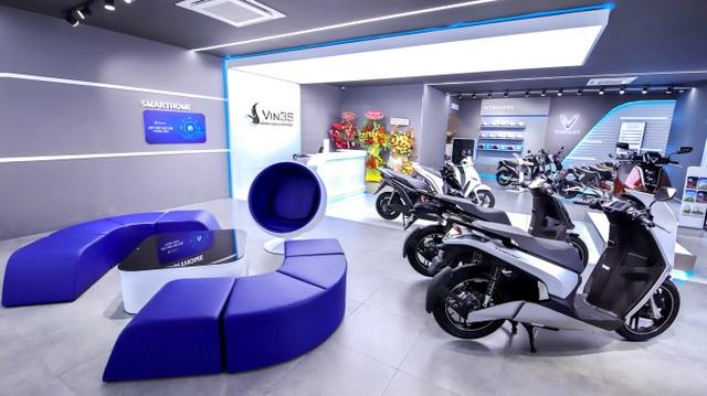 Khai trương 64 showroom xe máy điện VinFast kết hợp trung tâm trải nghiệm Vin3S toàn quốc - 4