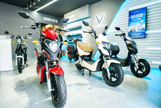 Khai trương 64 showroom xe máy điện VinFast kết hợp trung tâm trải nghiệm Vin3S toàn quốc - 5