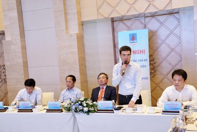 Hội nghị của PV GAS về công tác cán bộ và người đại diện của Tổng công ty tại DN khác năm 2021 - 3