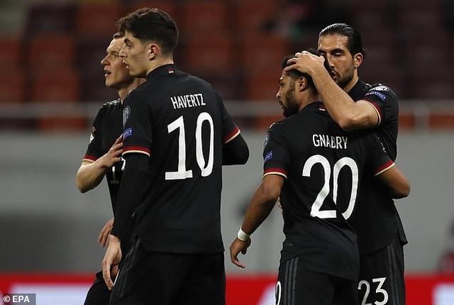 Anh, Pháp, Đức, Italia, Tây Ban Nha đồng loạt giành chiến thắng - 9