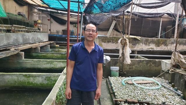 Hà Nội: Lão nông 55 tuổi đam mê cá chọi, thu hàng trăm triệu đồng/năm - 1