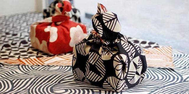 Nét tinh tế trong nghệ thuật gói quà Furoshiki Nhật Bản - 5