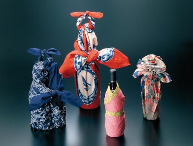 Nét tinh tế trong nghệ thuật gói quà Furoshiki Nhật Bản - 6