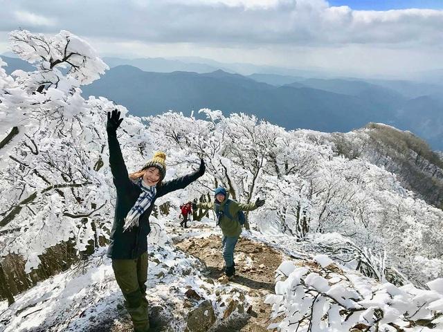 Về cố đô Nara hòa mình vào lễ hội leo núi mùa đông - 7