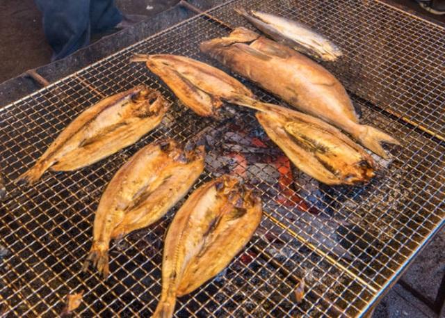 Lễ hội dành riêng cho loài cá quốc dân của đất nước Nhật Bản - 9
