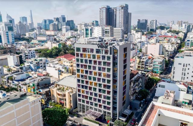 Khách sạn Wink đầu tiên khai trương tại TP. Hồ Chí Minh - 1