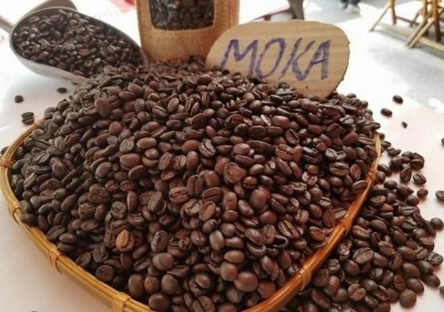 Vì sao cà phê Moka được mệnh danh là nữ hoàng trong các loại cà phê? - 1