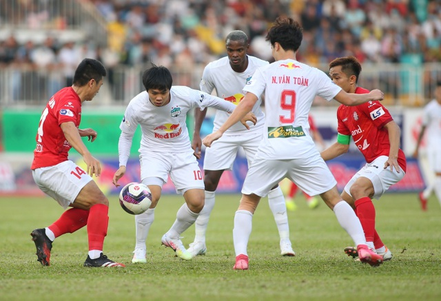 Kiatisuk cao tay ấn, HA Gia Lai đủ sức vô địch V-League - 2