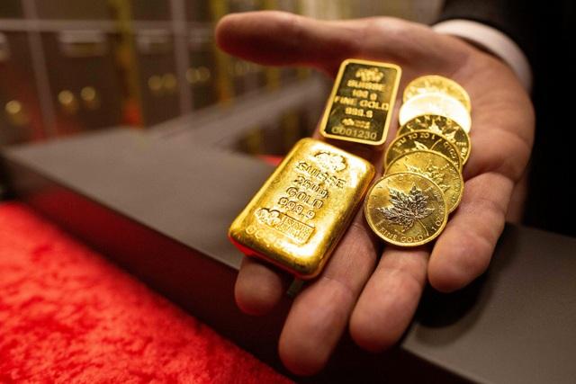 Đi vay vàng khi giá lên đỉnh: Liều ăn nhiều, tay không thắng đậm hơn 2,5 tỷ đồng - 1