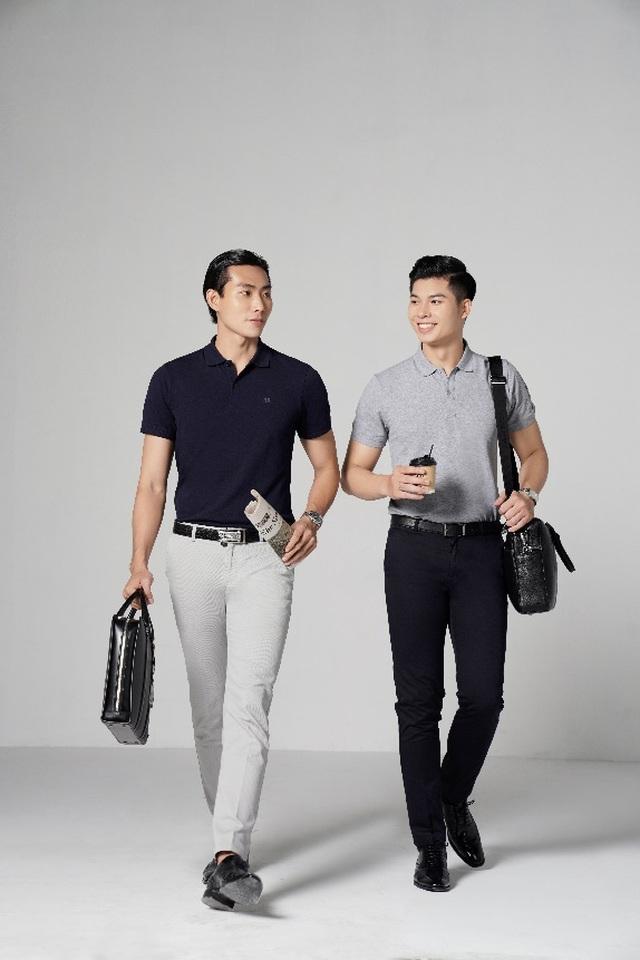 KG Việt Nam chính thức ra mắt thương hiệu thời trang nam Insidemen - 3