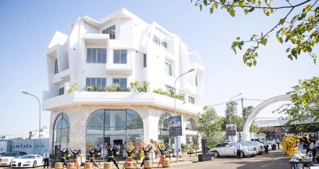 99% giao dịch thành công trong 80 phút mở bán dự án Thành phố Cà phê - 2