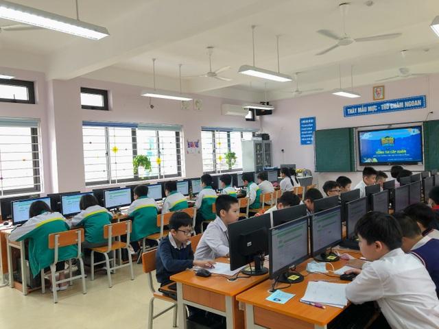 Ứng dụng công nghệ đổi mới hoạt động quản lý, dạy và học - 4