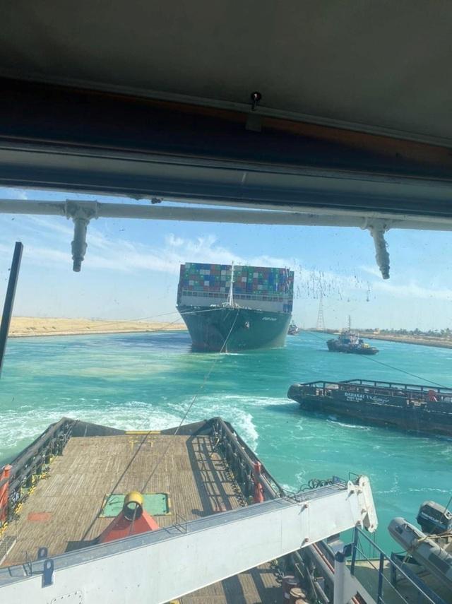 Siêu tàu nổi hoàn toàn, kênh đào Suez khai thông - 3