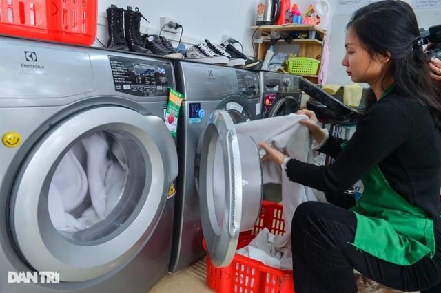 Giấc mơ làm nhà báo không thành, cô gái khiếm thính mở tiệm giặt đặc biệt - 8