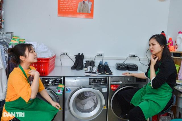 Giấc mơ làm nhà báo không thành, cô gái khiếm thính mở tiệm giặt đặc biệt - 3