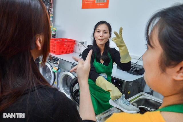 Giấc mơ làm nhà báo không thành, cô gái khiếm thính mở tiệm giặt đặc biệt - 9