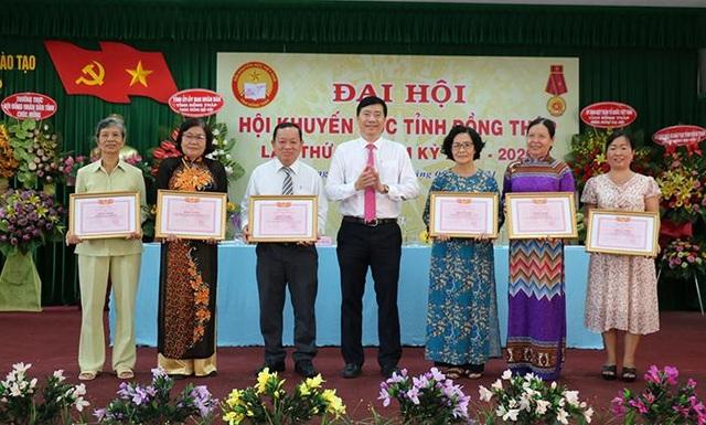 Đồng Tháp: Bà Nguyễn Thị Nhàn tái đắc cử Chủ tịch Hội Khuyến học tỉnh - 2