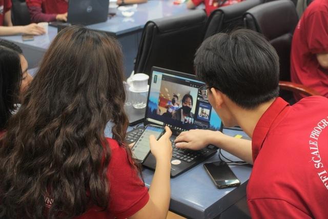 Trao đổi sinh viên các nước khu vực Đông Nam Á thực hiện bằng online - 2