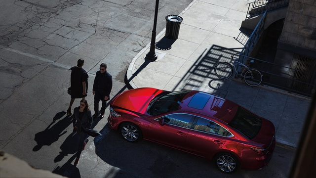 Vì sao doanh nhân trẻ lựa chọn New Mazda6? - 1