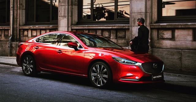 Vì sao doanh nhân trẻ lựa chọn New Mazda6? - 2