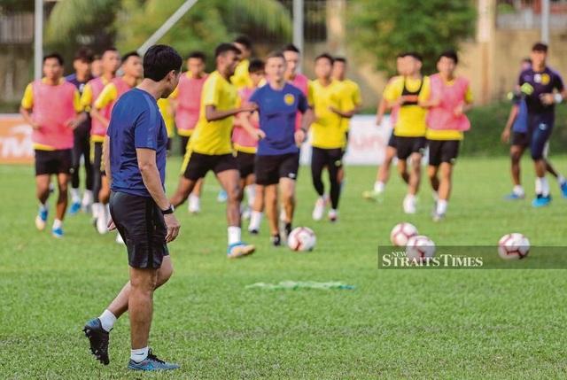 Trước trận chiến gặp đội tuyển Việt Nam, Malaysia lo lắng về lực lượng - 1
