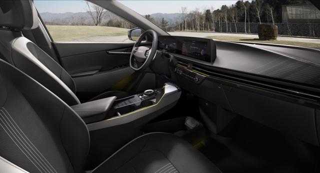 Kia EV6 gây bất ngờ với khả năng tăng tốc nhanh hơn Porsche Taycan - 4
