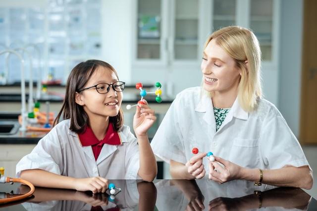 5 lý do khiến các bố mẹ lựa chọn cho con học tập tại VAS - 1