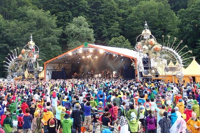 Hòa mình cùng Fuji Rock - lễ hội âm nhạc lớn nhất Nhật Bản - 10