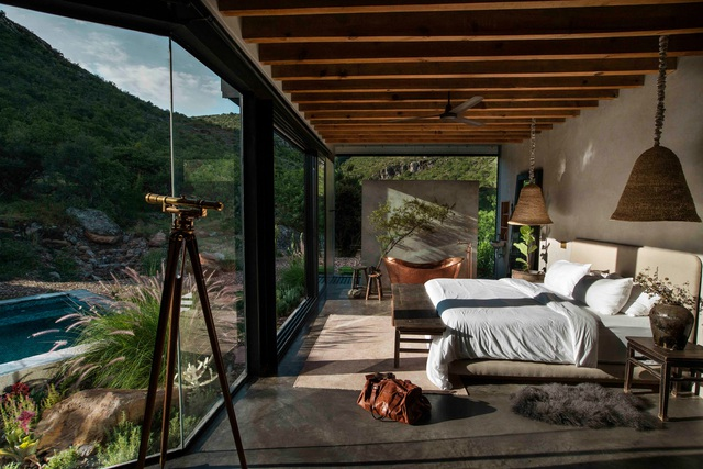 Căn nhà đẹp như mơ được xây trên tàn tích núi lửa - 2